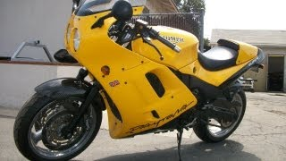 1996 Triumph Daytona Super 3 Collectors special for sale $6999.00