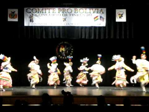 Tinkus TIATACO - Concurso 2011 - GANADORES