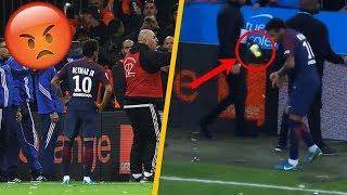 Neymar Jr Angry Moments vs Fans | HD
