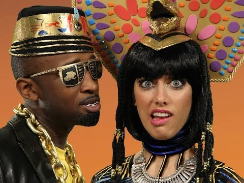 Katy Perry Dark Horse Parody - Behind The Scenes!! video
