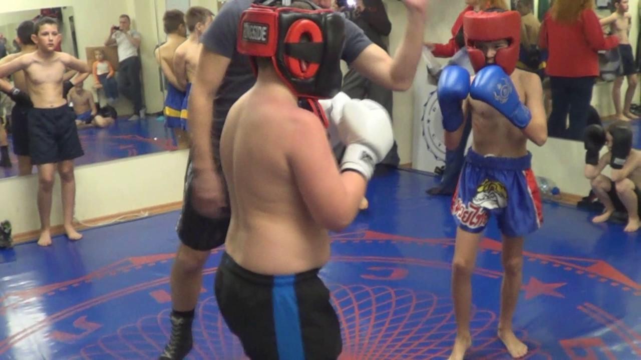бокс фото дети