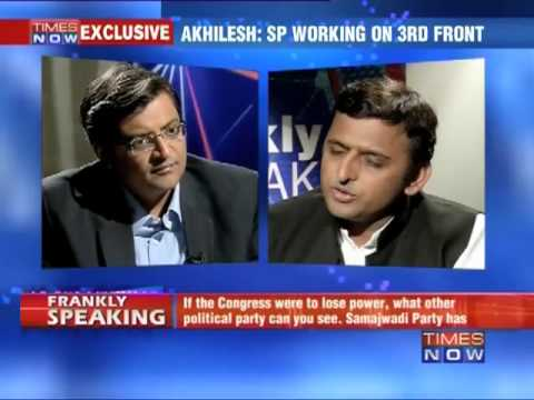 Frankly Speaking with Akhilesh Yadav (Part 2 of 4)
