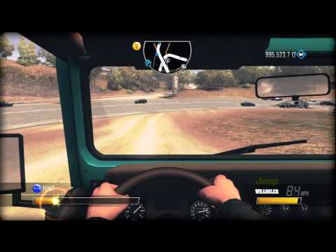 Jeep Wrangler (1988) Review Test Drive On Driver San Francisco 2011