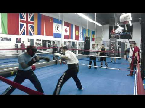 Siberia Boxing Club Toronto Sparring Training 2 Image 1