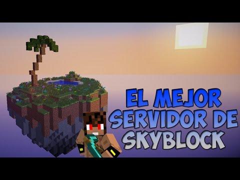 Minecraft el mejor server de Skyblock 1.7.2 - 1.7.4 [Minebone]   No Premium - No hamachi - 24/7