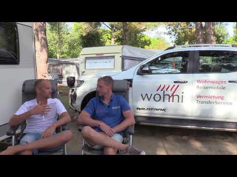 Campingplatzgeschichten - Wohnwagen Mieten und einen Tag Urlaub sparen