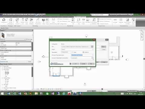 GRAITEC PowerPack for Autodesk Revit - Key Parameter
