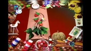 Quilling. Make strawberry bush