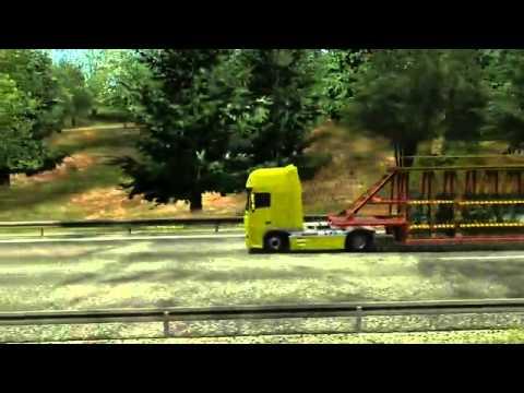 Euro Truck Simulator 1.2 Download - Winload.de.flv