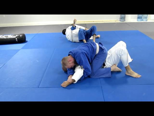 101 BJJ Class - Warm-up Slow Flow Training