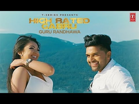 HIGH RATED GABRU  Remix Music Video   Guru Randhawa   HD