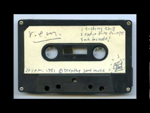 Radio Free Europe by REM (1981 Mitch Easter cassette tape radio dub mix version)