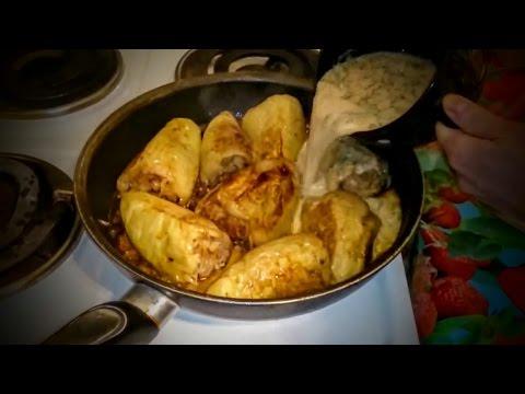 Как приготовить замороженные фаршированные перцы - видео