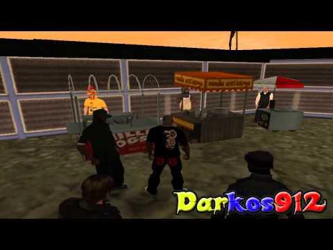 Loquendo-GTA San Andreas-Las peleas de Cj y sus amigos-Parte...