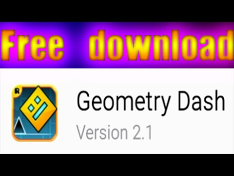 Geometry Dash APK Application