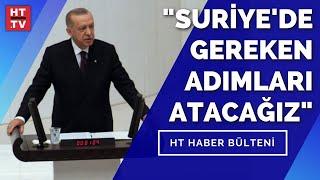 #CANLI - Cumhurbaşkanı Erdoğan kabine toplantısı sonrası açıklama yapıyor