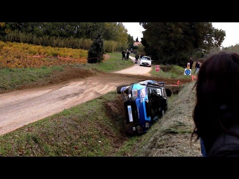 Rallye Terre de Vaucluse 2016 [HD] (Crash & Show)