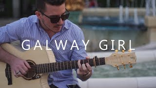 Download Lagu Galway Girl - Ed Sheeran (Fingerstyle Guitar Cover) by Peter Gergely Gratis STAFABAND