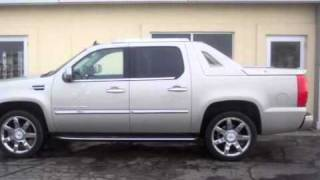 2008 Cadillac Escalade EXT Base Salt Lake City-TW Auto Sales SLC UT: 866-924-0290