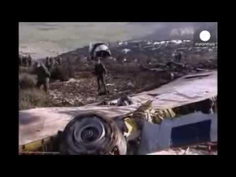 Rest In Peace: Plane Crash In Algeria (One Survivor, 77 Killed)
