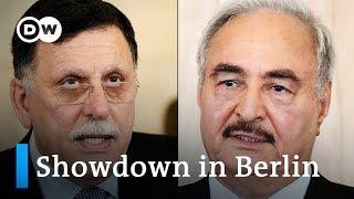 Can Angela Merkel broker peace in Libya?  DW News