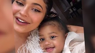 Stormi Sings Happy Birthday To Kylie Jenner In New Video