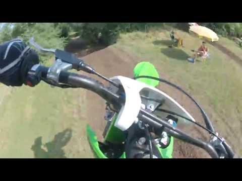85cc Madness on 2014 Kawasaki KX85 with Stefan Olsson