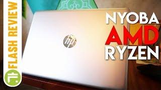 Laptop AMD Ryzen 3 Pertama!? Review Singkat HP 14-CM0008AU Resmi Indonesia