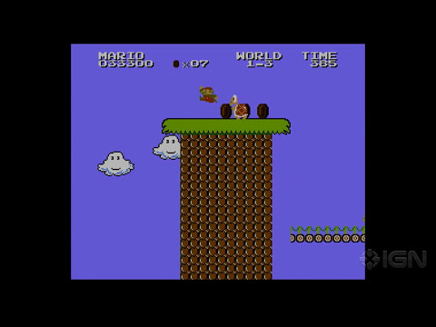 Let's Play Super Mario Bros.: The Lost Levels - IGN Plays