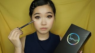 UNBOXING Sigma beauty package - paket dari US