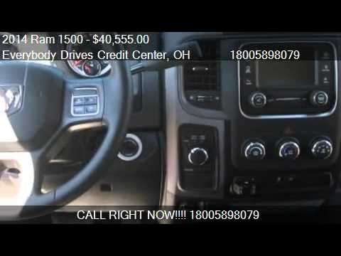 2014 Ram 1500 Express 4X4 - for sale in Upper Sandusky, OH 4