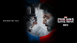 "The Civil War Begins – 1st Trailer for Marvel's ""Captain America: Civil War"""