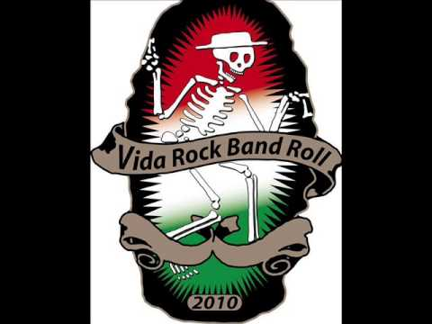Vida Rock Band Roll - Soha Se Mondd
