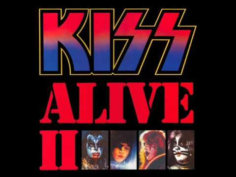 Kiss - All American Man