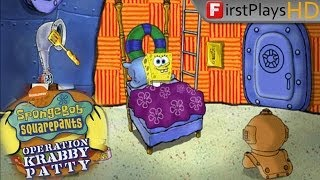 SpongeBob SquarePants: Operation Krabby Patty - PC Gameplay