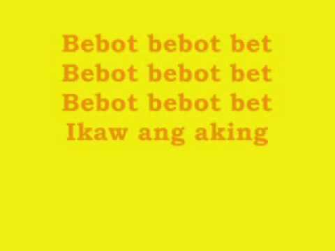 Bebot - The Black Eyed Peas ( apl.de.ap ) with Lyrics .