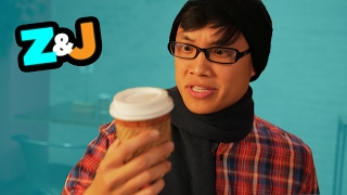 Guys Drink Coffee For The First Time