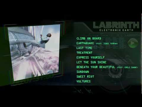 Labrinth - Electronic Earth - Interactive Album Sampler