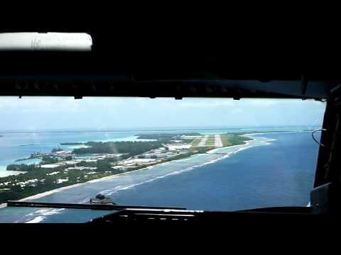 Diego Garcia Approach