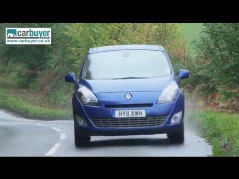 Renault Scenic (Grand Scenic) MPV review - CarBuyer
