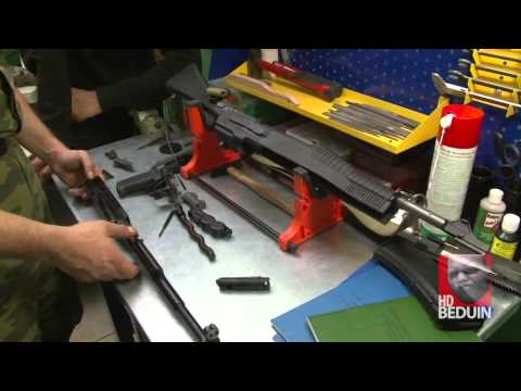 AN-94 Disassembly and Reassembly HD