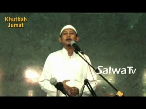 Khutbah Jum'at Jihad Dengan Ilmu - Ustadz Badrusalam,Lc