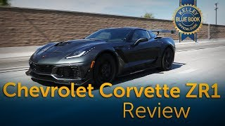 2019 Chevrolet Corvette ZR1 - Review & Road Test