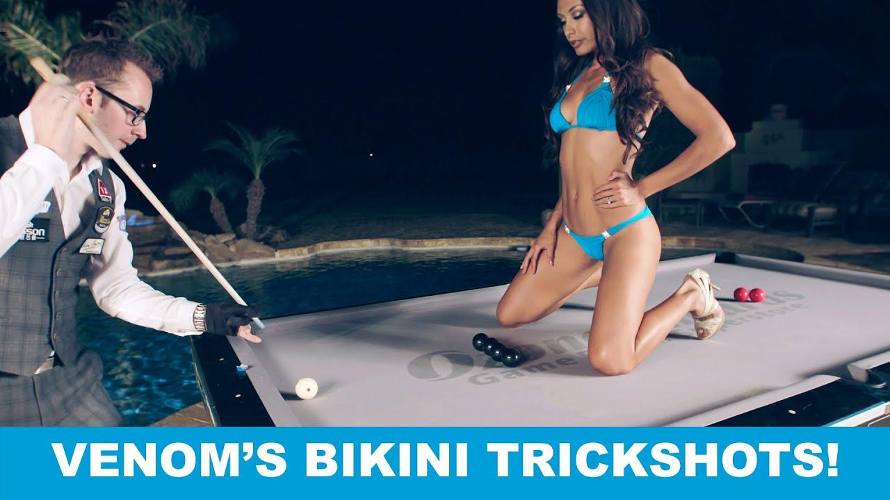 Erotic pool game