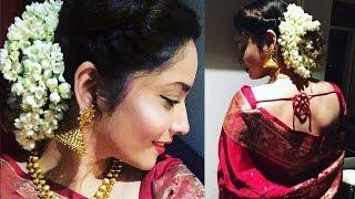 Ankita Lokhande Celebrates Karwa Chauth, Looking beautiful in pink saree
