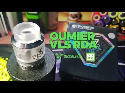 Oumier VLS RDA ~ Unbox + Build ~ VapeAM 138!