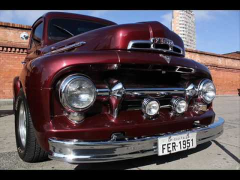 fotos ford f1 1948-1952.wmv