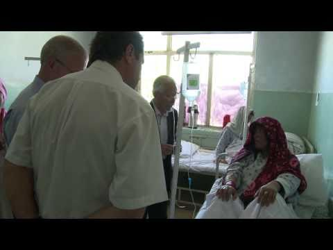 WHO: Afghanistan boosts preparedness for humanitarian health crises