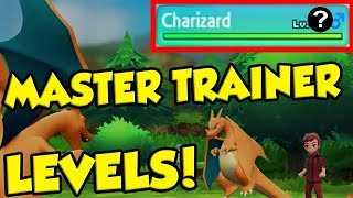 EVERYTHING About Pokemon Let's Go Master Trainers REVEALED!