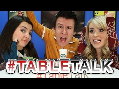 Sourcefed Porn Parody, Superaids, And Happy Endings... #tabletalk! video